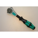"WERA 8000 A SB Zyklop Speed ratel 1/4""."
