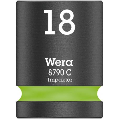 "WERA Impakt/SlagmoerDop 18.0 x38.0 mm-1/2""-aandrijving"