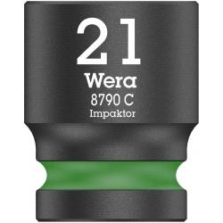 "WERA Impakt/SlagmoerDop 21.0 x38.0 mm-1/2""-aandrijving"