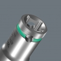 """WERA 8790 HMC Lange Dop 16.0 x83.0 mm- """"Deep Socket""""-1/2""""-aandrijving"""