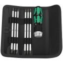 WERA etui voor Kraftform Kompakt VARIO-sets(leeg) 7-delig