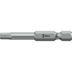 WERA 840/4 Z Inbus-bits 3.0 x50 mm lange bit