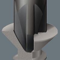 WERA Kraftform Micro Phillips PH1 x80