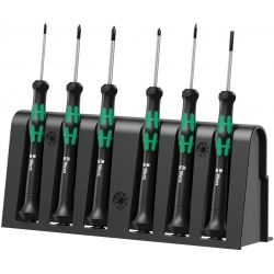 WERA Kraftform Micro 2050/6-Set