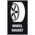 """WERA Wheel Impaktor C Dop 21.0x85 x32 1/2"""""""