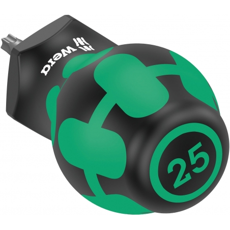 WERA 367 TORX® Stubby Schroevendraaier TX 15 x25mm