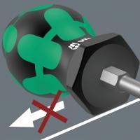WERA 300/7 Mix 1 Stubby/Schroevendraaierset Kraftform Plus Lasertip