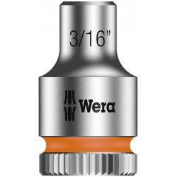 """WERA Dop Imperial 3/16"""" x23.0 mm-1/4""""-aandrijving"""