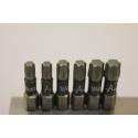 WERA TORX® TX25 867/1 IMP DC Impaktor TX25x25
