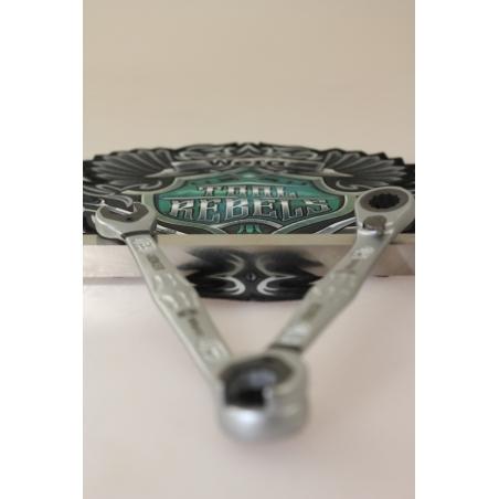 WERA  Joker  Switch Steek- en ringratelsleutel 12 mm