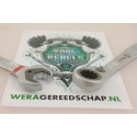 WERA Joker Switch Steek- en ringratelsleutel 17 mm