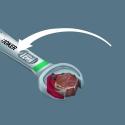 WERA Joker Switch Steek- en ringratelsleutel 19 mm