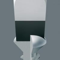 WERA Kraftform Comfort Sleuf 0.4x2.5x75 Electriciën-kling