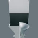 WERA Kraftform Comfort Sleuf 1.0x5.5x125 Electriciën-kling