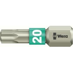 WERA TORX® TX 20 RVS