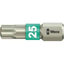 WERA TORX® TX 25 RVS