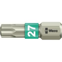 WERA TORX® TX 27 RVS