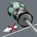 WERA 0.5x3.0x80-Sleuf Electriciën Kling- Kraftform Plus Serie 300