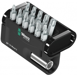 WERA Bit-Check BC 12 Wood 2