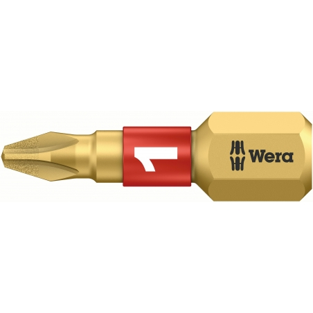 WERA Phillips PH 1 Diamond Coated 851/1BDC Kruis-bit