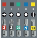 WERA Philips PH 3 Diamond Coated BDC / PH 3 X 25 Kruis-bit