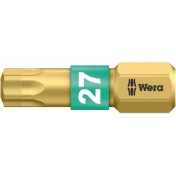 WERA TORX TX 27 Diamond Coated BDC 867/1