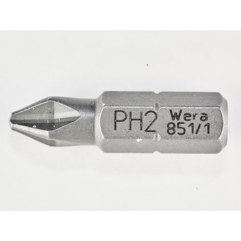 WERA Kruiskop PH 2 Z-bits 851/1 Phillips