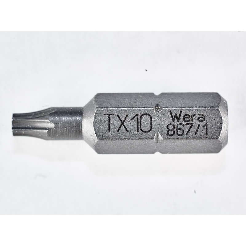 WERA TORX® TX 10 867/1