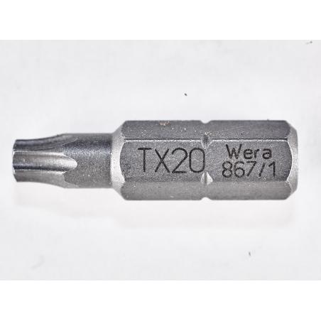 WERA TORX® TX 20 867/1