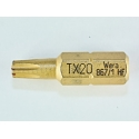 WERA TORX®HF TX20 867/1 vasthoudfunctie