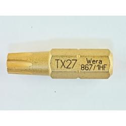 WERA TORX®HF TX27 867/1 vasthoudfunctie