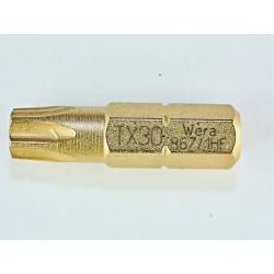 WERA TORX®HF TX30 867/1 vasthoudfunctie