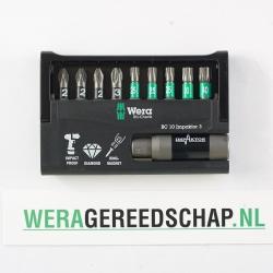 WERA Bit-Check BC 10 Impaktor