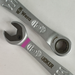 WERA Joker Steek-ringratelsleutel 8 mm