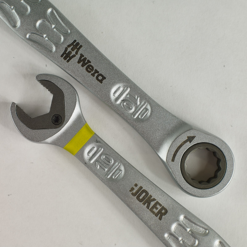 WERA Joker Steek-ringratelsleutel 10 mm