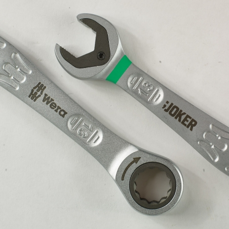 WERA Joker 13 mm Steek-ringratelsleutel