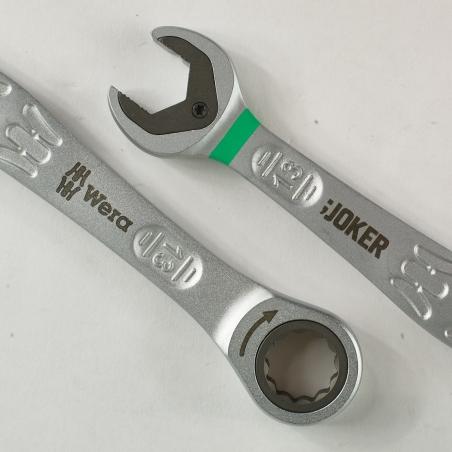 WERA Joker Steek-ringratelsleutel 13mm