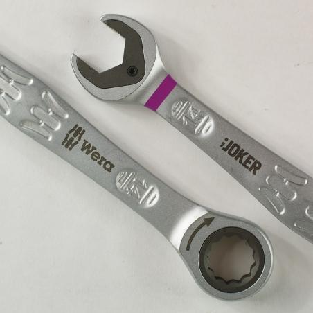 WERA Joker 14 mm Steek-ringratelsleutel
