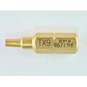 WERA TORX®HF TX8 867/1 vasthoudfunctie