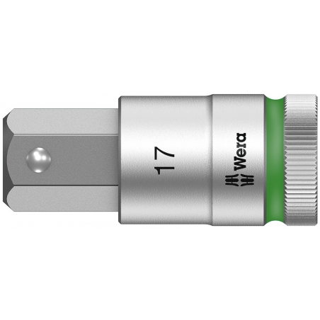 "WERA Verlengstuk ""Flexible Lock"" 1/4"" 75 mm"
