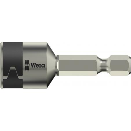 """WERA Dopbit 8.0 mm RVS met """"hold""""-functie"""