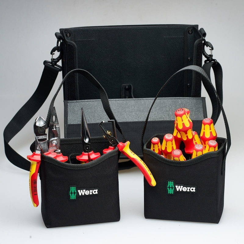 Wera & Knipex Megaset Elektriciën