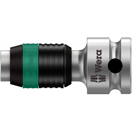 "WERA Zyklop Adapter, 3/8"" 8784 B1"