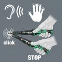 """WERA Momentsleutel C 5 Click-Torque 80-400 Nm 1/2""""-aandrijving"""