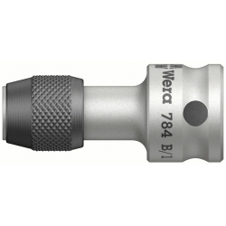 "WERA Zyklop Adapter, 3/8"" 784 B/1 extra sterk"