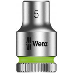 "WERA Dop 5.0 x23.0 mm- 1/4"""