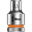 "WERA Dop 14.0 x23.0 mm- 1/4"""