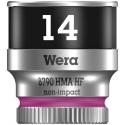 """WERA Dop met vasthoudfunctie 8.0- 1/4"""""""