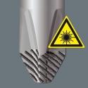 WERA 1.0x5.5x200-Sleuf Electriciën Kling- Kraftform Plus Serie 300