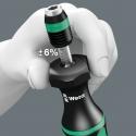 Serie 7400 Kraftform Pistoolgreep instelbare momentschroevendraaier (3,0 - 8,8 Nm) met Rapidaptor snelwisselhouder
